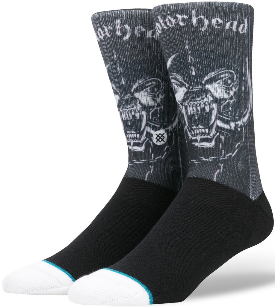 SOCKS / STANCE/ MOTORHEAD - LEGENDS OF METAL