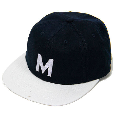 HATS / MAGENTA / 6P - WHITE/NAVY