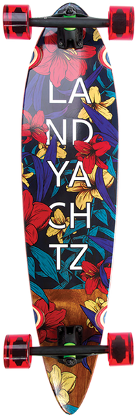 LONGBOARDS / LANDYACHTZ / MAPLE CHIEF FLORAL (2016)
