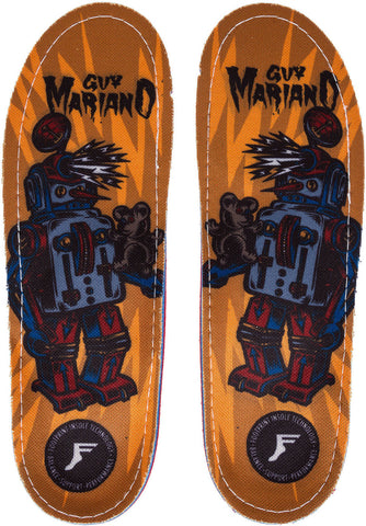 FOOTWEAR / FOOTPRINT / GAMECHANGERS CUSTOM ORTHOTICS - GUY MARIANO - ROBOT