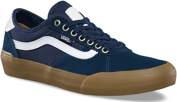 FOOTWEAR / VANS / CHIMA PRO 2 - NAVY/GUM/WHITE