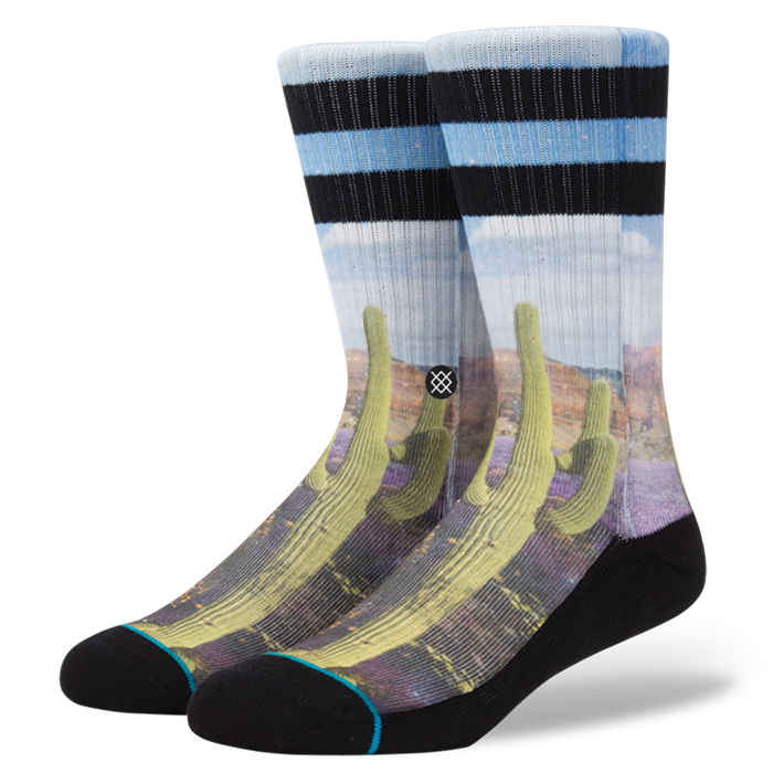 SOCKS / STANCE / MONUMENT -  BLUE