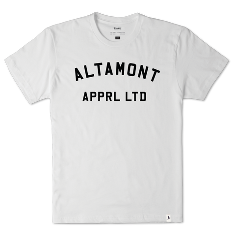 T-SHIRTS / ALTAMONT / NON-GAME - WHITE