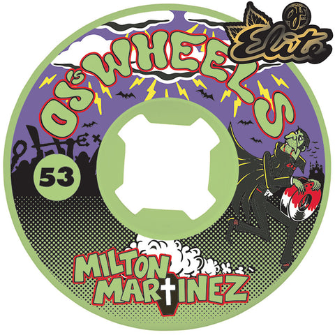 WHEELS / OJ / ELITES / GRAVE ROBBER / MILTON MARTINEZ - 101A - 53MM - (set of four)