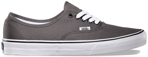 FOOTWEAR / VANS / AUTHENTIC - PEWTER/BLACK