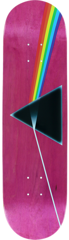 DECKS / HABITAT / PINK FLOYD / DARK SIDE OF THE MOON (PINK) - 8.25""