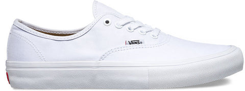 FOOTWEAR / VANS / AUTHENTIC PRO - TRUE WHITE