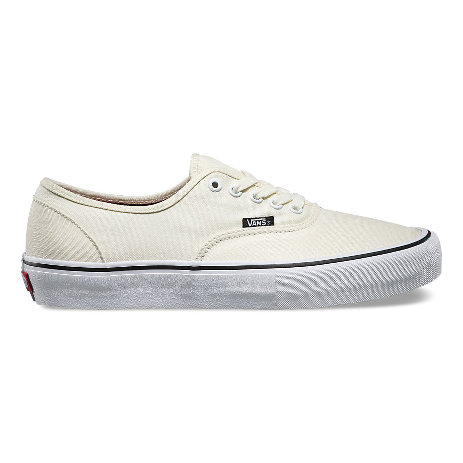 FOOTWEAR / VANS / AUTHENTIC PRO - WHITE/WHITE