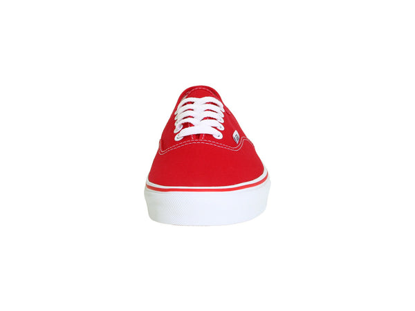 FOOTWEAR / VANS / AUTHENTIC - RED