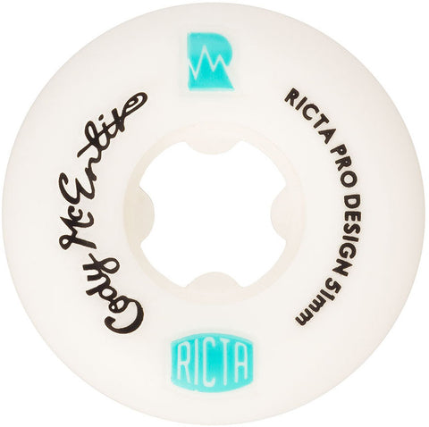 WHEELS / RICTA / NRG / CODY MCENTIRE PRO - 101A - 51MM - (set of four)