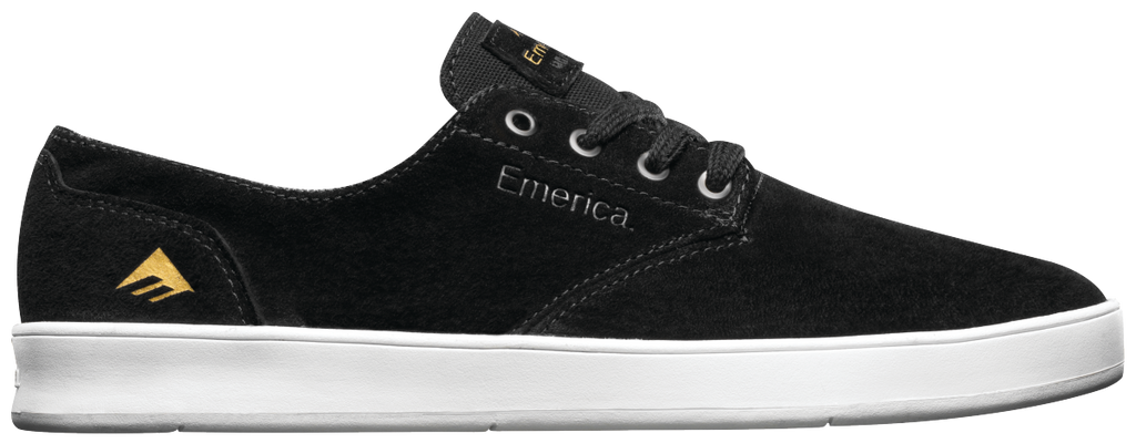 FOOTWEAR / EMERICA / THE ROMERO LACED - BLACK/WHITE