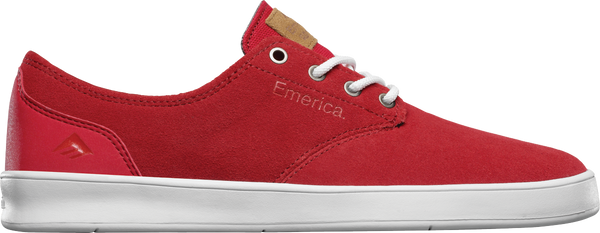 FOOTWEAR / EMERICA / THE ROMERO LACED - RED