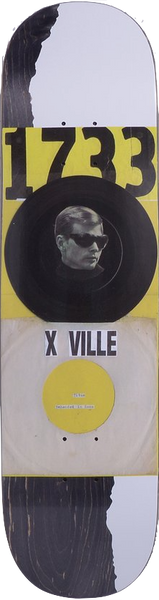 DECKS / QUASI / X-VILLE: CATALOGUE - TEAM - 8.25""