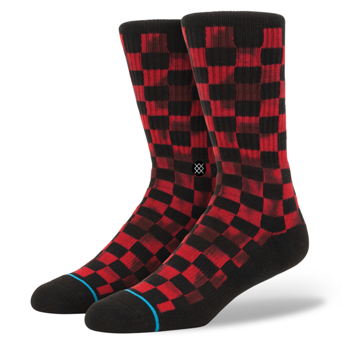 SOCKS / STANCE / SIXTEEN - RED