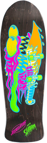 DECKS / SANTA CRUZ / (REISSUE) NEON SLASHER