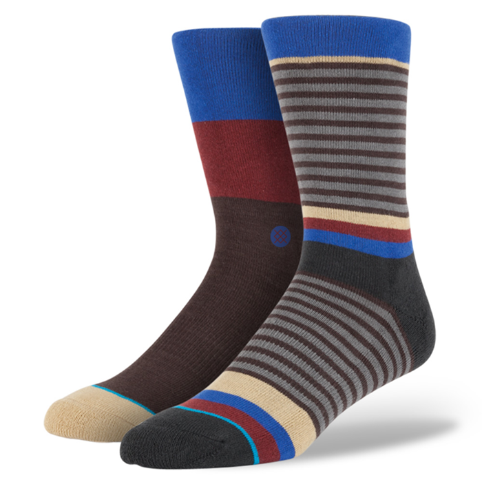 SOCKS / STANCE / SLOWLANE - BROWN