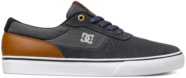 FOOTWEAR / DC / SWITCH S - SILVER