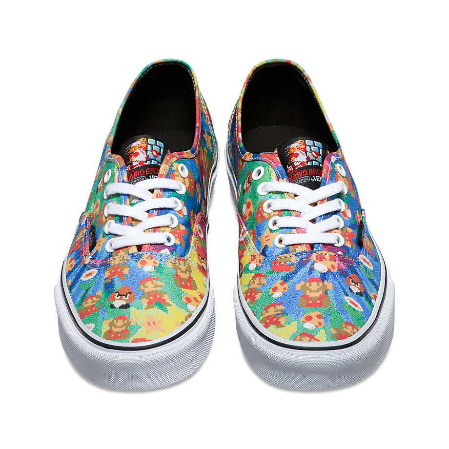 a25f216495a3ea (NINTENDO)  FOOTWEAR   VANS   AUTHENTIC - SUPER MARIO BROS.
