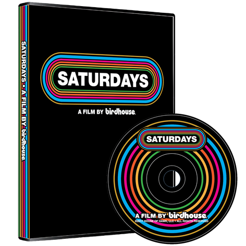 VIDEOS / BIRDHOUSE / SATURDAYS (DVD)