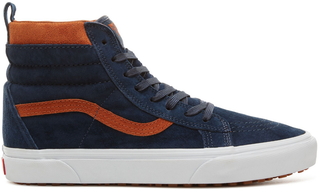 FOOTWEAR / VANS / SK8-HI MTE - SUEDE/DRESS BLUES