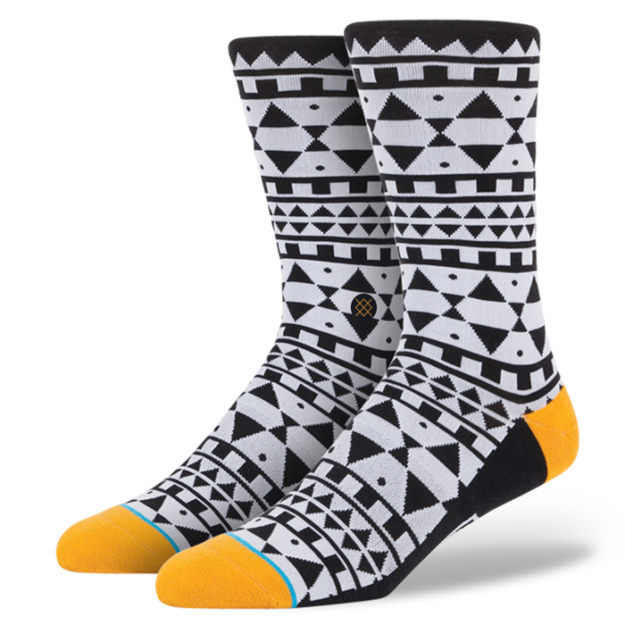 SOCKS / STANCE / T. WARREN - BLACK