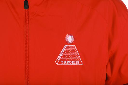 JACKETS / THEORIES / THEORAMID - RED/WHITE