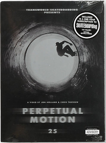 VIDEOS / TRANSWORLD / PERPETUAL MOTION (DVD)