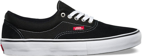 FOOTWEAR / VANS / ERA PRO - BLACK/WHITE/GUM