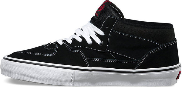 FOOTWEAR / VANS / HALF CAB PRO - BLACK/WHITE/RED