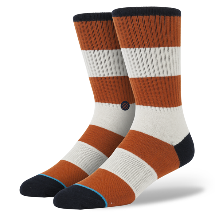 SOCKS / STANCE / WALDORF - ORANGE