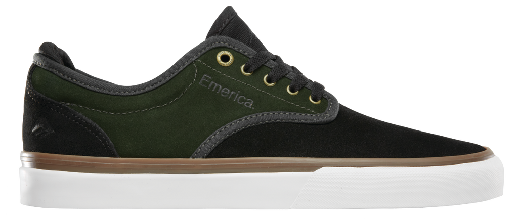 FOOTWEAR / EMERICA / WINO G6 - BLACK/GREEN