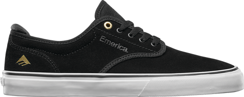 FOOTWEAR / EMERICA / WINO G6 - BLACK/WHITE