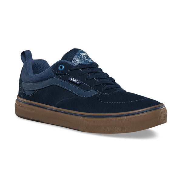 FOOTWEAR / VANS / KYLE WALKER PRO - DRESS BLUES/GUM