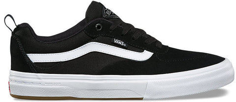 FOOTWEAR / VANS / KYLE WALKER PRO - BLACK/WHITE