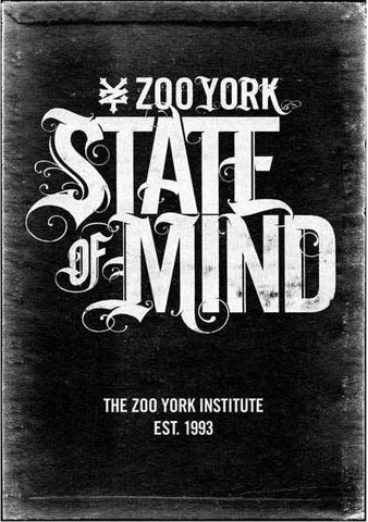 VIDEOS / ZOO YORK / STATE OF MIND (DVD)
