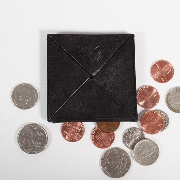 WALLETS / MAGENTA / MOROCCAN COIN HOLDER