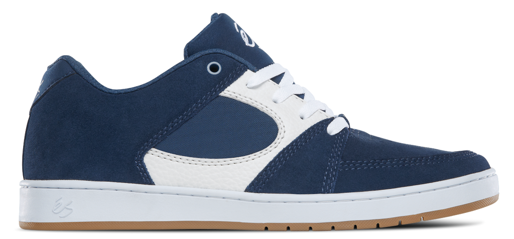 FOOTWEAR / éS / ACCEL SLIM - TOM ASTA - BLUE/WHITE