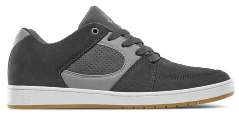 FOOTWEAR / éS / ACCEL SLIM - DARK GREY/GREY
