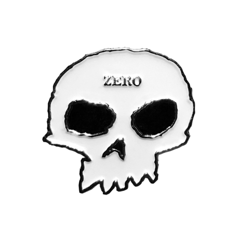 HAT PINS / ZERO / SINGLE SKULL (FREE SHIPPING ITEM)