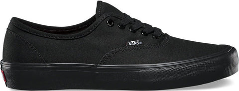 FOOTWEAR / VANS / AUTHENTIC PRO - BLACK/BLACK