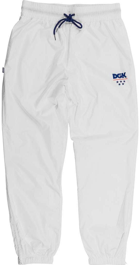 PANTS / DGK / BOARDWALK SWISHY - WHITE