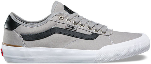 FOOTWEAR / VANS / CHIMA PRO 2 - DRIZZLE/BLACK/WHITE