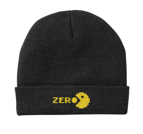 BEANIES / ZERO / CHOMP - BLACK