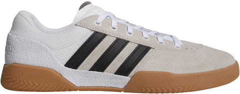 FOOTWEAR / adidas / CITY CUP - WHITE/CORE BLACK/GUM