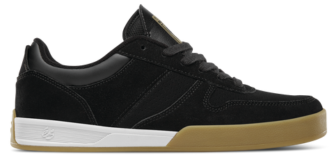 FOOTWEAR / éS / CONTRACT - BLACK/GUM (WADE DESARMO)