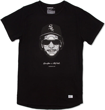 T-SHIRT / AKOMPLICE / EAZY DOES IT - BLACK
