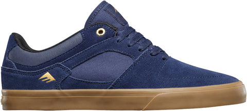 FOOTWEAR / EMERICA / HSU LOW VULC - NAVY/GUM