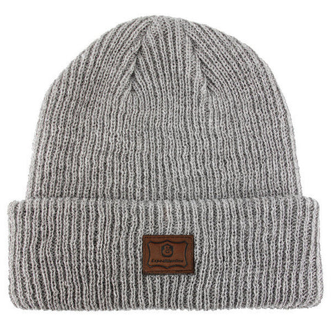BEANIES / EXPEDITON / PATCH - GREY