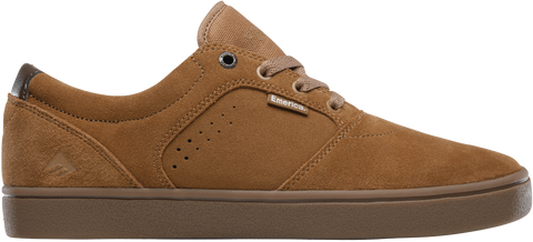 FOOTWEAR / EMERICA / FIGGY DOSE - TAN/GUM