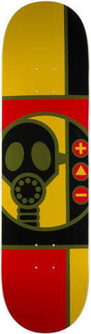 DECKS / ALIEN WORKSHOP / GAS MASK RND - 8.375""